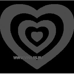 2552. Сердца