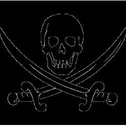 2627. Пиратская символика