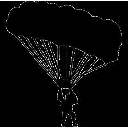 2636. Экстремальный парашютный спорт