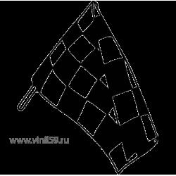 2652. Гоночный флаг