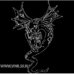 2712. Дракон