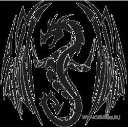 2716. Дракон