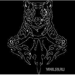 2805. Тигр