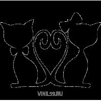 2823. Влюбленные котики