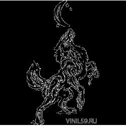 2848.   Волк