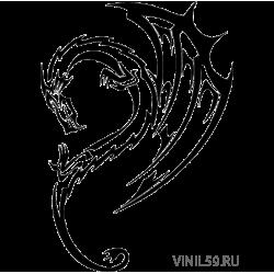 2986. Дракон