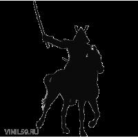 3027. Самурай на коне