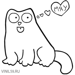 3055. Simon's Cat