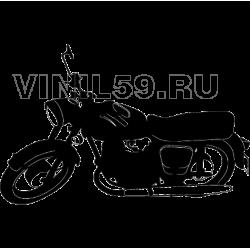 3109. Мотоцикл ИЖ