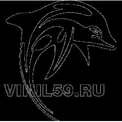 3180. Дельфин
