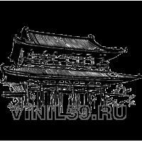 3217. Пагода
