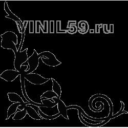 3313. Цветочный орнамент
