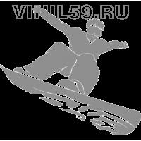 3434. Сноубордист