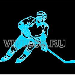 3507. Хоккеист