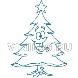 3541. Новогоднее дерево