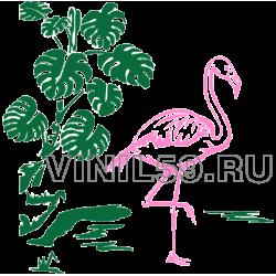 3562. Фламинго