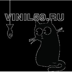 3564. Кот и рыбка