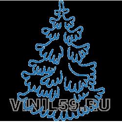 3590. Новогоднее дерево