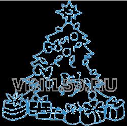 3595. Новогоднее дерево подарками