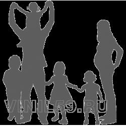 3602. Многодетная семья