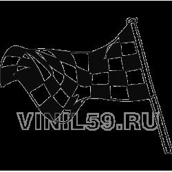 3703. Гоночный флаг