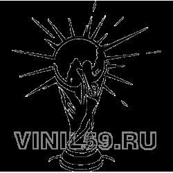 3714. Символика  чемпионата мира по футболу 2018