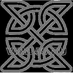 3715. Кельтский  орнамент