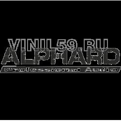 3740. ALPHARD