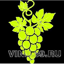 3749. Кисть винограда