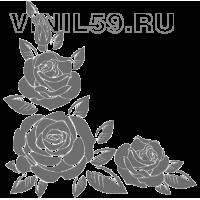 3830. Розы