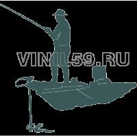 3844. Рыбак