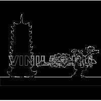 3958. Бансай и Пагода