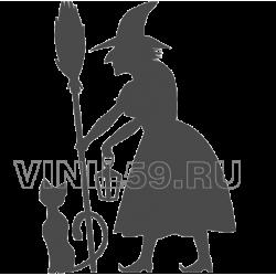 3959. Ведьма с котом
