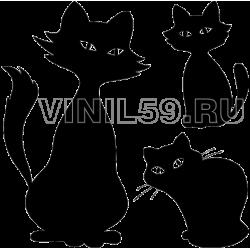 4040. Кошки