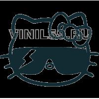 4052. Hello Kitty  в солнцезащитных очках