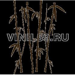4072. Куст бамбука