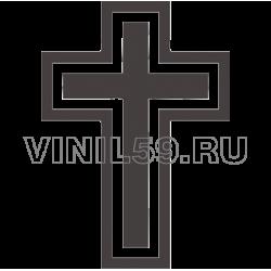 4076. Крест