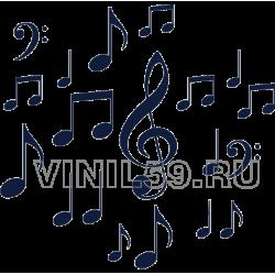 4115. Музыкальные ноты