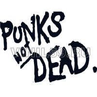 4120. PUNKS NOT DEAD. Панки не умерли.