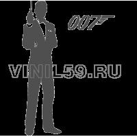 4128. Джеймс Бонд. Агент 007