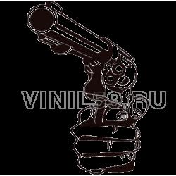 4173. Револьвер
