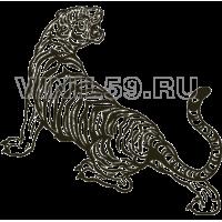 4185. Тигр