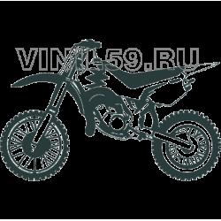 4242. Мотоцикл