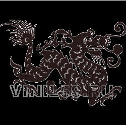 4261. Китайский дракон