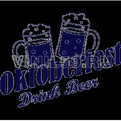 4264. Oktoberfest Drink Beer (Октоберфест- пьем пиво)