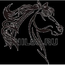 4314. Лошадь