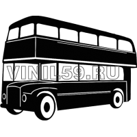 4578. Лондонский автобус