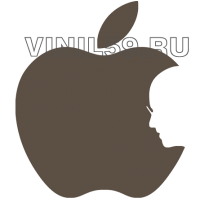 4584. Apple Стив Джобс