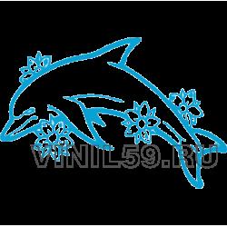 4603. Дельфин