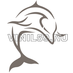4604. Дельфин